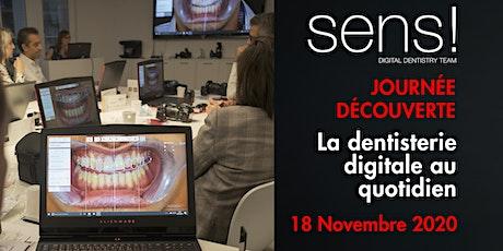Journée découverte de la Dentisterie Digitale billets