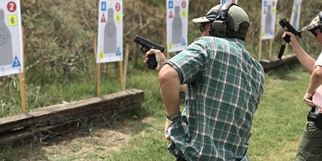 DH1 (Defensive Handgun 1) tickets