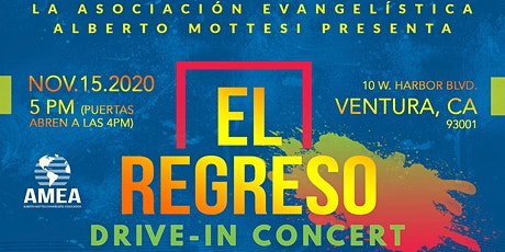 Alberto Mottesi Evangelistic Association Presents El Regreso tickets