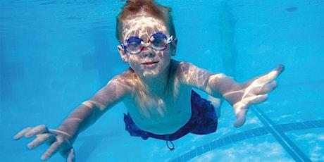 FR 6-11 Jahre | Schwimmtraining Tickets