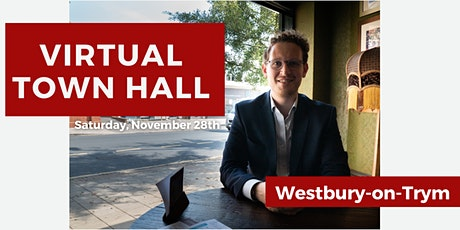 Virtual Town Hall:  Westbury-on-Trym tickets