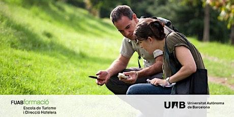 Sesión online: Posgrado en Ecoturismo y Guía de Naturaleza UAB entradas