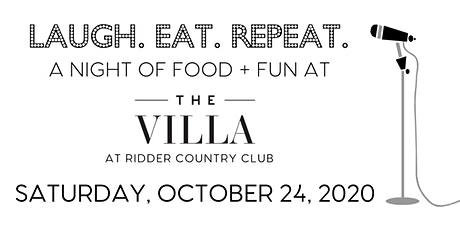 Dinner & Comedy Show at The Villa tickets