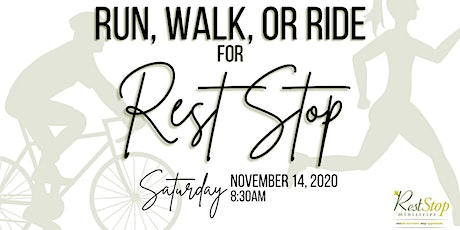 Run, Walk, or Ride for Rest Stop tickets