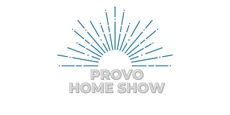 Provo Home Show tickets