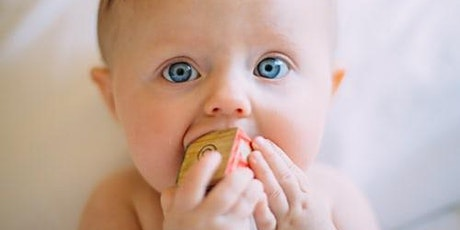 Indoor Infant Playgroup - October 22nd at 1:30 PM tickets