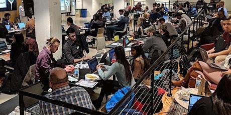 CMD+CTRL - Cyber Range Hackathon Event! CSNP tickets