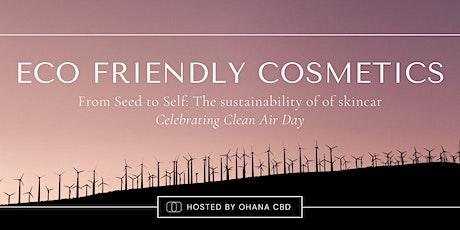 Ohana Talks: Eco Friendly Cosmetics tickets