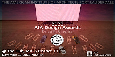 2020 AIA Fort Lauderdale Design Awards General Admission tickets