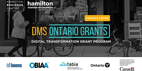 "Digital Main Street Webinar – ""Digital Transformation Grant Program"" tickets"