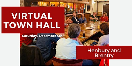 Virtual Town Hall: Henbury and Brentry tickets
