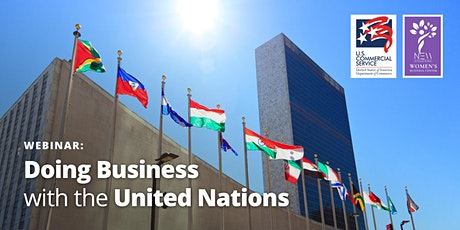 Doing Business with the United Nations tickets