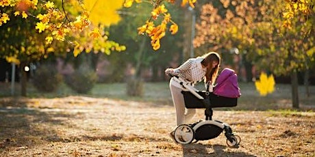 Stroller Walk and Talk - October 27th at 2:00 PM tickets