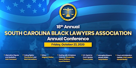 18th Annual South Carolina Black Lawyers Association Annual Conference tickets