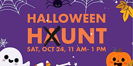 LCPC Children's Ministry Halloween Hunt tickets