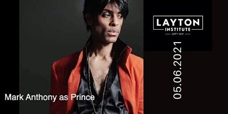 MARK ANTHONY. UKS NO 1 PRINCE TRIBUTE tickets