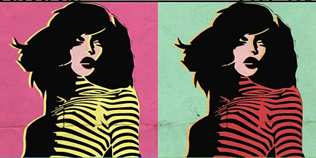 A Night at the Factory - an Andy Warhol themed dining event tickets