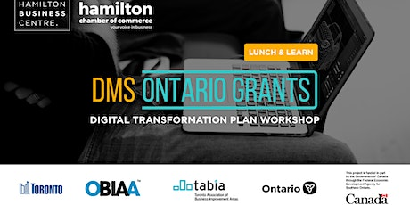 "Digital Main Street Webinar – ""Digital Transformation Plan Workshop"" tickets"