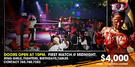 ROYAL RUMBLE BOXING (Halloween Edition) Friday , Oct. 30th tickets
