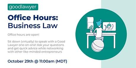 Office Hours with Goodlawyer tickets