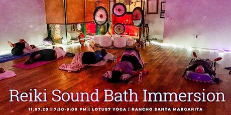 REIKI SOUND BATH (South OC)
