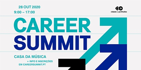 Career Summit 2020 bilhetes