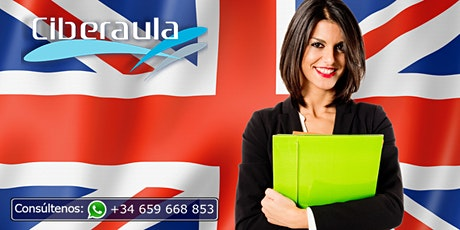 CURSO ONLINE DE INGLES NIVEL MEDIO tickets