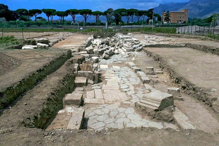 Immagine Il Castrum dell'Antica Minturnae - Open Day