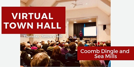 Virtual Town Hall: Coombe Dingle & Sea Mills tickets