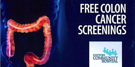 Copy of NO COST Colonoscopy for Prince George's County Residents tickets