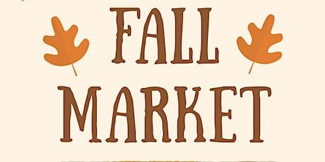 Brenham Trade Days & Farmer's Market | Fall Market tickets
