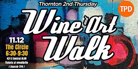 TPD Wine & Art Walk tickets