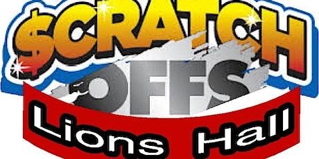 Scratch Off Game tickets