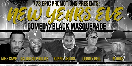 NEW YEARS EVE COMEDY JAM/CHICAGO INVADES HOUSTON ROUND2 tickets
