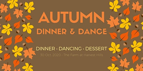 Autumn Dinner & Dance tickets