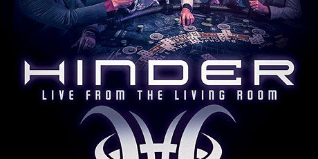HINDER: 'Live From the Living Room' Worldwide Streaming Event
