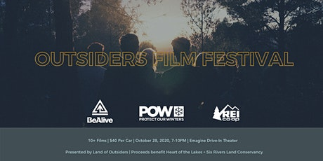 Outsiders Film Festival tickets