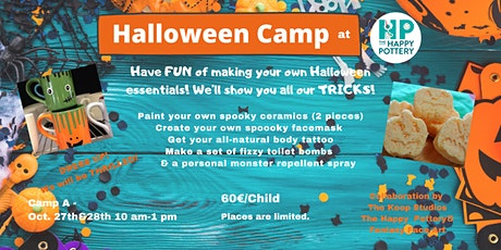 Halloween Camp A tickets