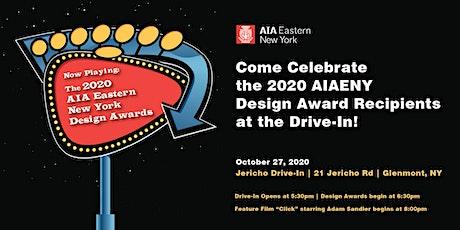 AIA Eastern NY Design Awards Celebration & Night at the Movies tickets