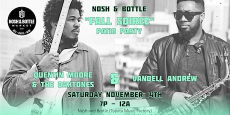 Nosh & Bottle Fall Soiree tickets