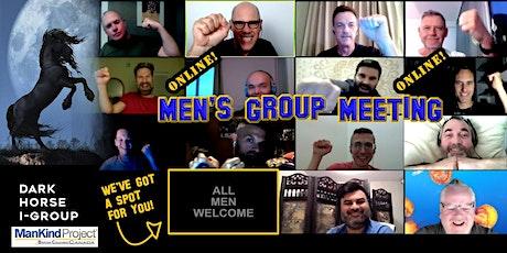 Dark Horse Men's Group Meeting Nov 25 tickets