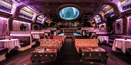 The Box Soho - tables booking tickets