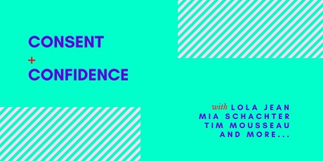 Confidence + Consent Series tickets
