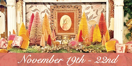 Lucketts Holiday Open House November 19th-22nd tickets