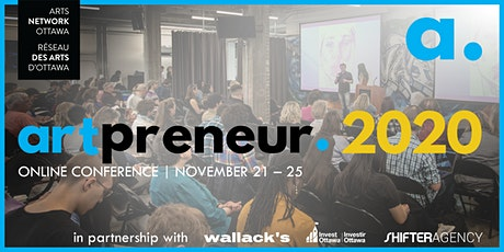 ARTPRENEUR Conference 2020 | Day 1 tickets