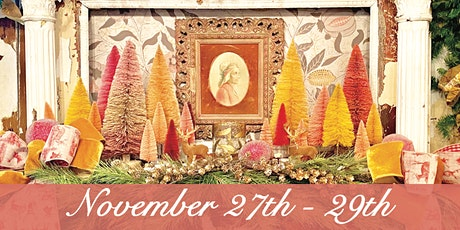 Lucketts Holiday Open House November 27th-29th tickets