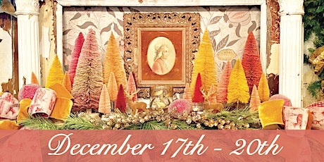 Lucketts Holiday Open House December 17th-20th tickets