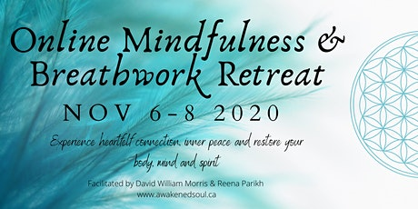 Online Mindfulness and Breathwork Retreat tickets