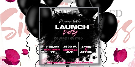 LAUNCH PARTY tickets