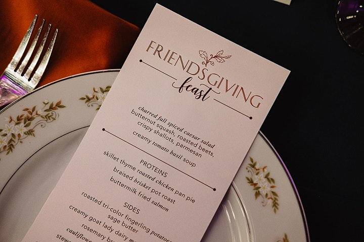 Friendsgiving Feast At-Home image
